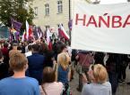 Warszawa: Demonstracja przeciwko zmianom w sądownictwie