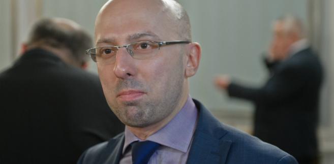Łapiński tłumaczył, że skierowanie przez prezydenta ustawy do ponownego rozpatrzenia przez Sejm wymaga od prezydenta uzasadnienia