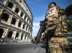W Rzymie i Mediolanie wprowadzono dodatkowe środki bezpieczeństwa