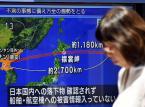 Korea Północna wystrzeliła pocisk rakietowy, który przeleciał nad terytorium Japonii