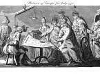 245 lat temu: 18 września 1772 r. Rosja, Austria i Prusy notyfikowały I rozbiór Rzeczypospolitej