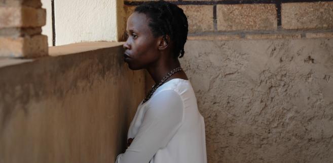 Ptaki śpiewają w Kigali, film