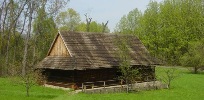skansen, Chorzów, wieś