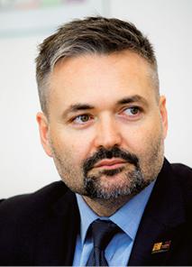 Marek Wasilewski dyrektor departamentu sprzedaży, Alior Bank