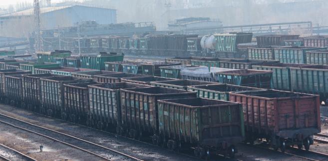 Gdzie trafiał węgiel z Donbasu?