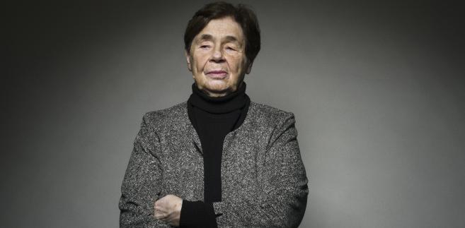 Zofia Romaszewska Fot. Darek Golik