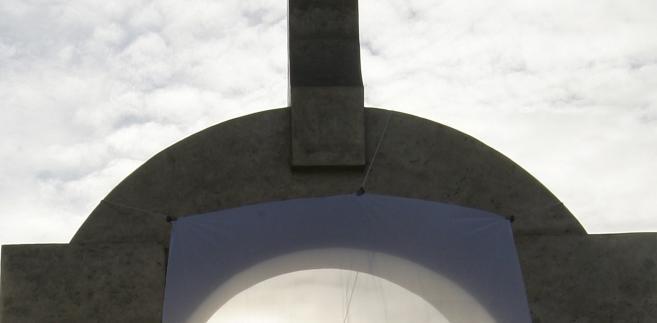 Pomnik we Francji JPII
