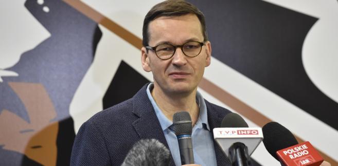 W resorcie Mateusza Morawieckiego powstaje departament, którego kompetencje będą się pokrywać z zadaniami COKP
