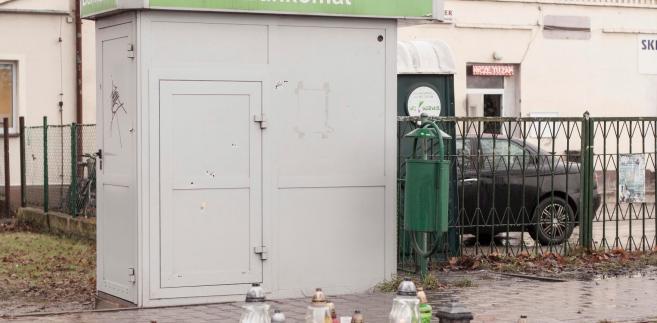Bankomat w Wiszni Małej