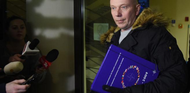 Były szef SKW generał Piotr Pytel