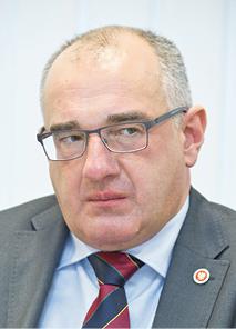 Michał Ostrowski, dyrektor departamentu do spraw przestępczości gospodarczej, Prokuratura Krajowa