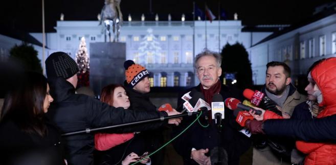 Wojciech Hermeliński żałuje, że prezydent nie zawetował ustawy