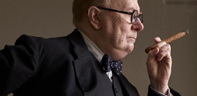 Gary Oldman, Winston Churchill