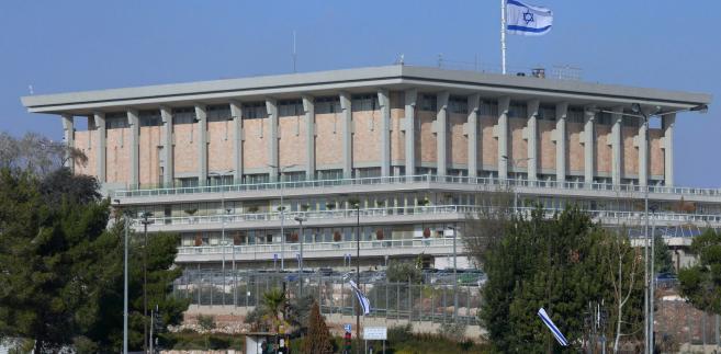 Budynek Knessetu