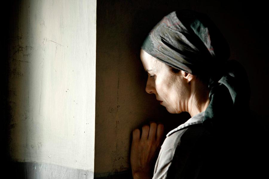 """Agata Kulesza w filmie """"Róża"""" (2011)"""