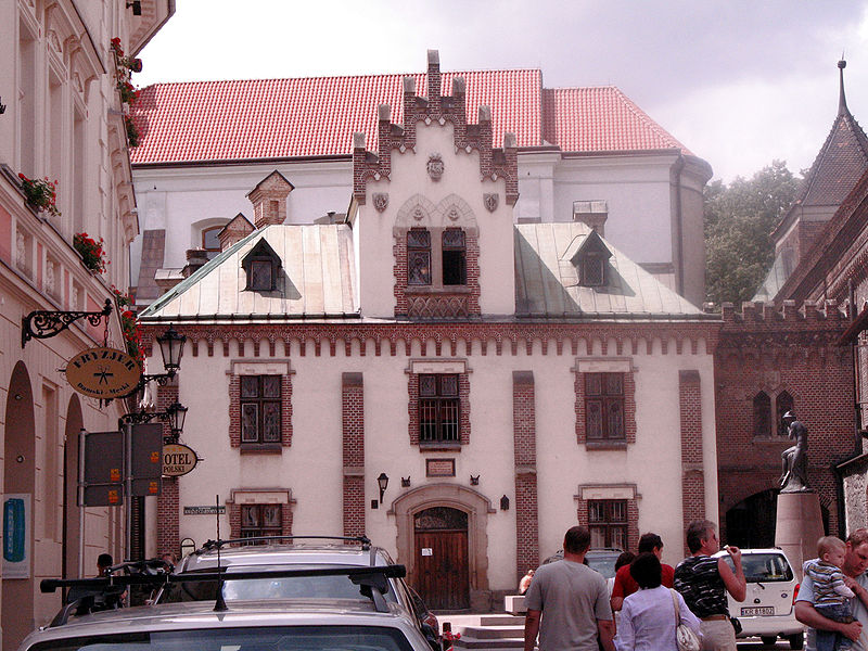 Muzeum Książąt Czartoryskich w Krakowie, fot. Rj1979 / Wikimedia Commons