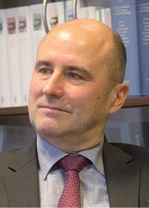Roland Freudenstein dyrektor polityczny Centrum Studiów Europejskich im. Wilfrieda Martensa