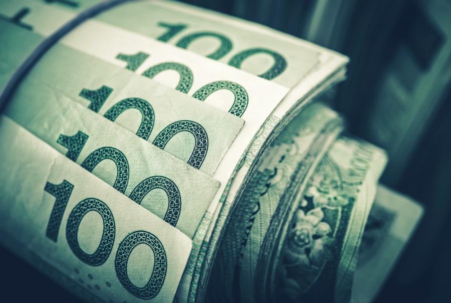 pieniądze, banknoty, kasa, finanse