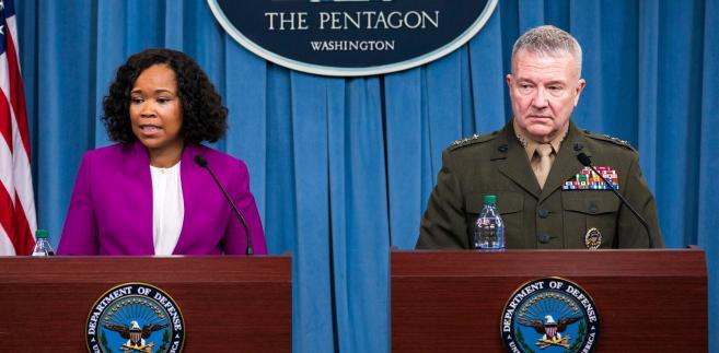 """""""W ciągu ostatnich 24 godzin o 2000 procent wzrosła liczba rosyjskich trolli"""" - dodała przedstawicielka amerykańskiego ministerstwa obrony."""