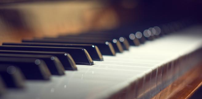 pianino, fortepian, muzyka poważna