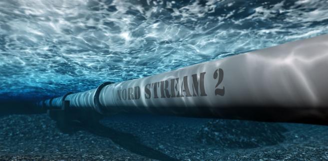 """Rosyjski Gazprom zapowiada, że po wybudowaniu Nord Stream 2 tranzyt przez Ukrainę może być utrzymany w """"pewnej skali""""."""