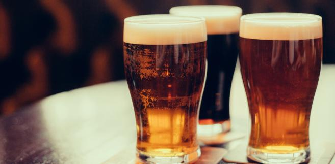 Piwa kraftowe są coraz bardziej popularne