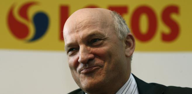 Paweł Olechnowicz, prezes zarządu Grupy Lotos