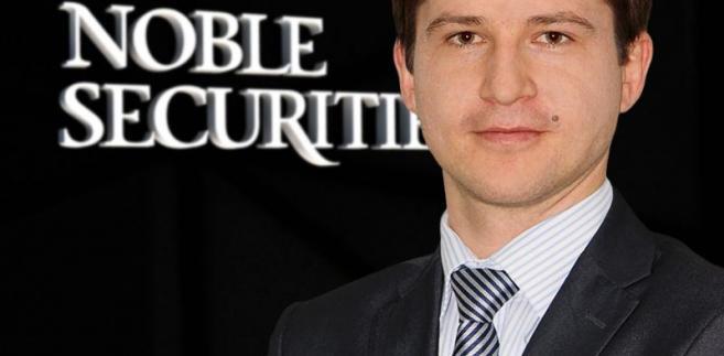 Piotr Mazierski, Noble Securities