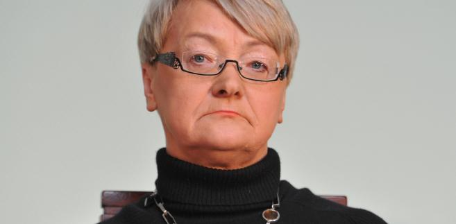 Henryka Bochniarz, prezydent PKPP Lewiatan.
