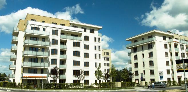 W Polsce jest 3,6 tys. spółdzielni mieszkaniowych.