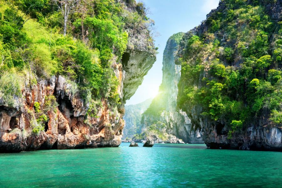 Wyspa Krabi