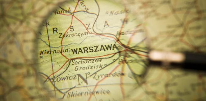 """""""Internet dla Mazowsza"""" to największy w Polsce projekt budowy sieci szerokopasmowej."""