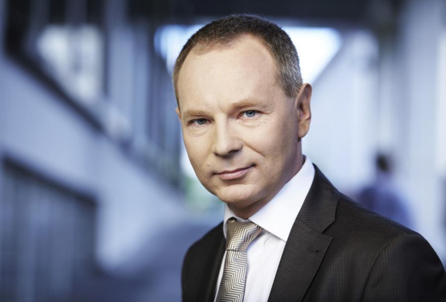Adam Maciejewski - prezes GPW