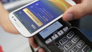 Visa Pay Wave i Samsung Galaxy SIII