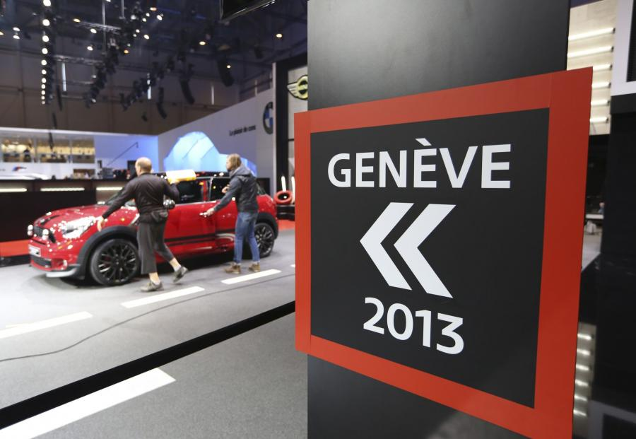 Geneva International Motor Show 2013