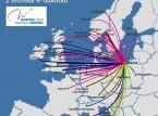 Nowy sezon przyniósł kilka zmian w rozkładzie lotów z Gdańska. Wracają sezonowe loty do Barcelony Girony oraz loty do Birmingham z Ryanair. Wizz Air ponownie będzie oferował loty do Rzymu. Wizz Air uruchomi nowe połączenia do Norwegii do Alesund (loty będą obsługiwane trzy razy w tygodniu) oraz do Kristiansand (loty rozpoczną się 15 maja i będą odbywały się dwa razy w tygodniu). Niestety w ramach reorganizacji siatki połączeń Wizz Air zdecydował się na zawieszenie mniej popularnych lotów do Cork w Irlandii. Z kolei Ryanair zrezygnował z obsługiwania lotów do Eindhoven. Eurolot zaproponował aż cztery nowe połączenia do Chorwacji: do Dubrownika, Zadaru, Rijeki oraz do Splitu.