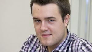 Piotr Pieńkosz, dziennikarz działu prawo