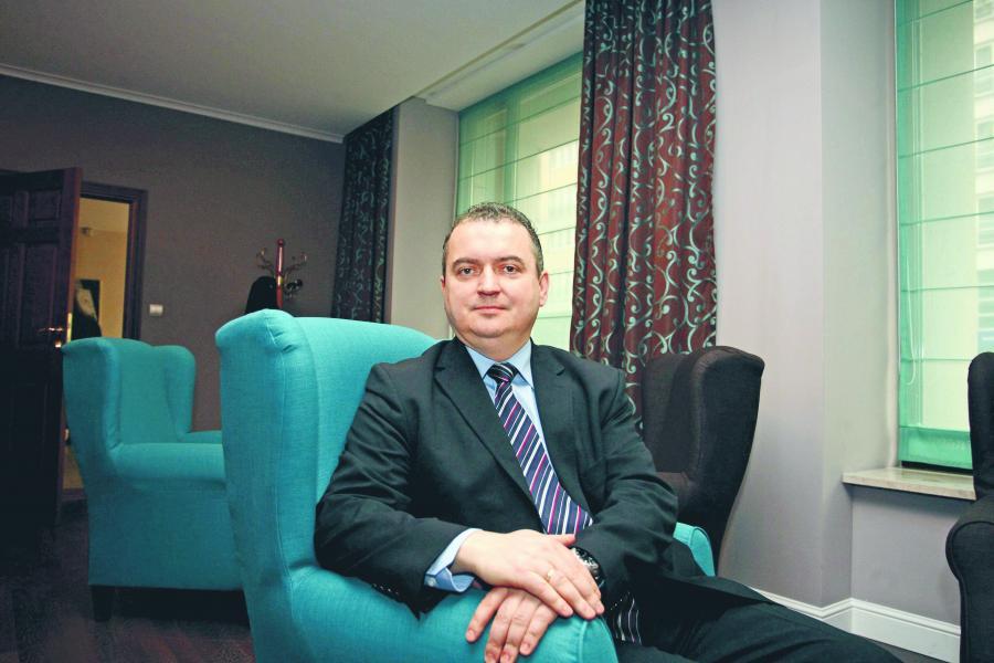 Tomasz Janik , prezes KRN, Fot. Wojtek Górski