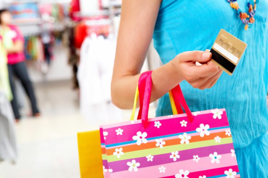 zakupy, karta płatnicza