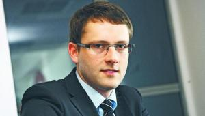 Marcin Brzezin, doradca podatkowy, Crido Taxand