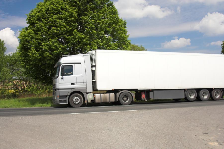 tir, ciężarówka, transport