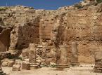 Herodion - forteca Heroda Wielkiego usytuowana na szczycie wzgórza niedaleko Betlejem na Pustyni Judzkiej, w środkowej części Izraela. Znajduje się ona w odległości 11 km na południe od Jerozolimy.
