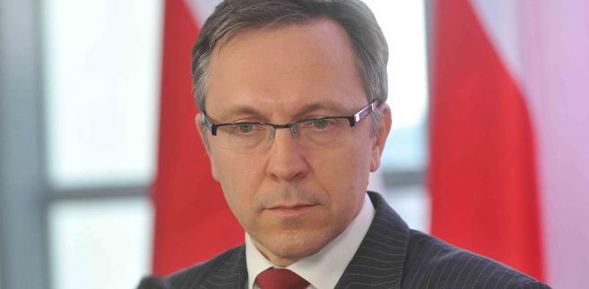 Krzysztof Rybiński;