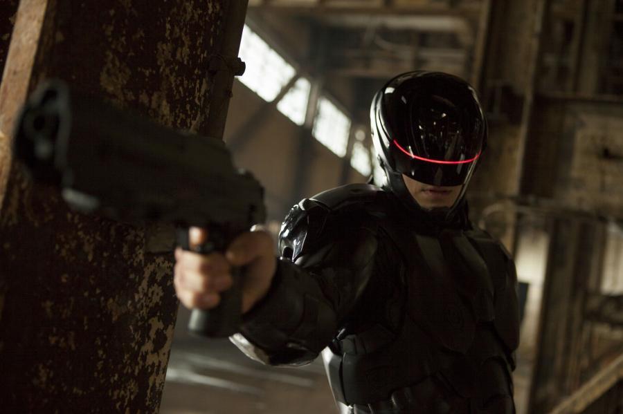"""""""Robocop"""" Joel Kinnaman"""
