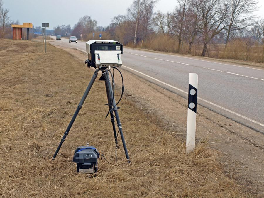 fotoradar, straż miejska, prawo drogowe