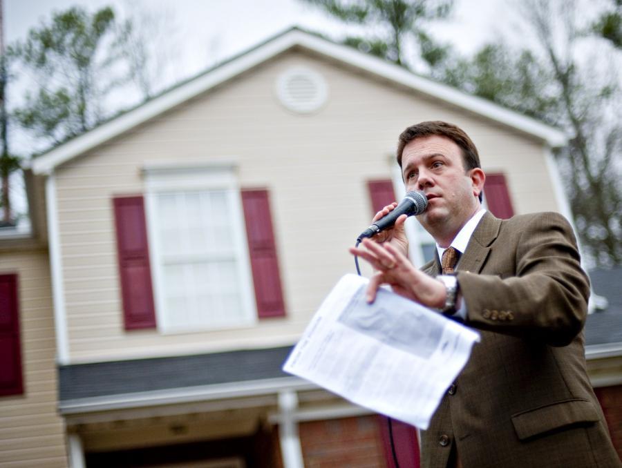 Licytacja zadłużonego domu w Stanach Zjednoczonych