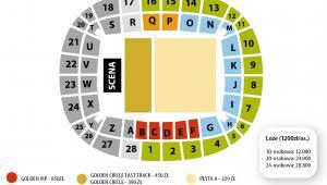 Koncert Justina Timberlakea - ceny biletów
