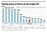 Polacy wśród najtańszych pracowników w Europie