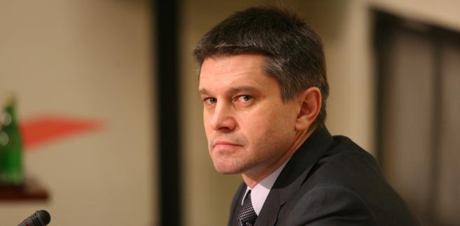 Jacek Kapica (fot. PIOTR MOLECKI / NEWSPIX.PL)