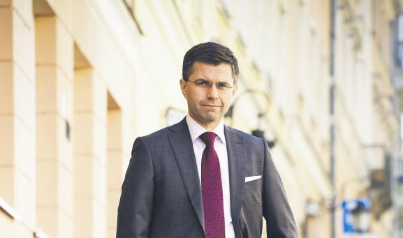 mec. Paweł Kowalczyk / fot. Wojtek Górski